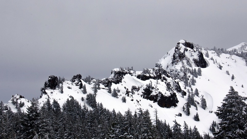 La neige en montagne ... - Page 2 Crater10