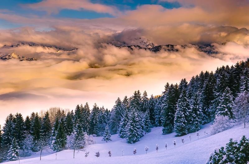 La neige en montagne ... - Page 2 Italy-10