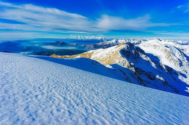 La neige en montagne ... - Page 2 Italy-11