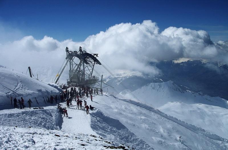 La neige en montagne ... - Page 2 Ski-ho10