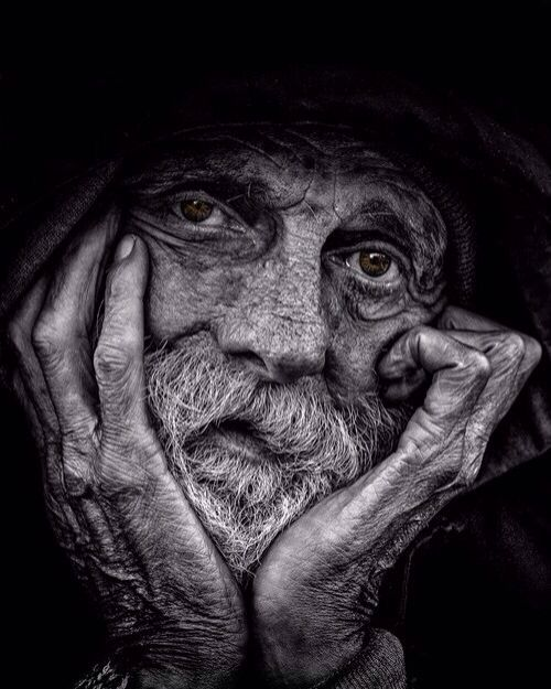 Les hommes âgés  Vieux510