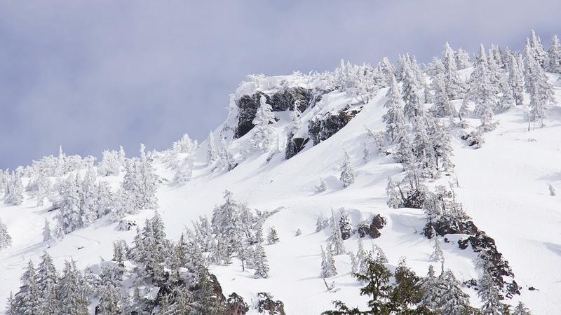 La neige en montagne ... - Page 2 Winter10
