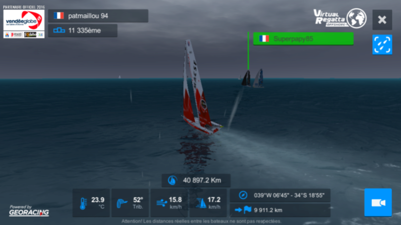 [Vendée Globe Virtuel 2016] La course sur VR - Page 39 2016-113