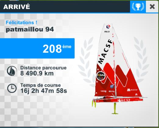 VR - Vendée globe - sprint Atlantique - Page 2 Sans_t12