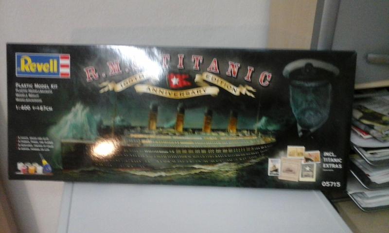 Paquebot  Titanic 20170223