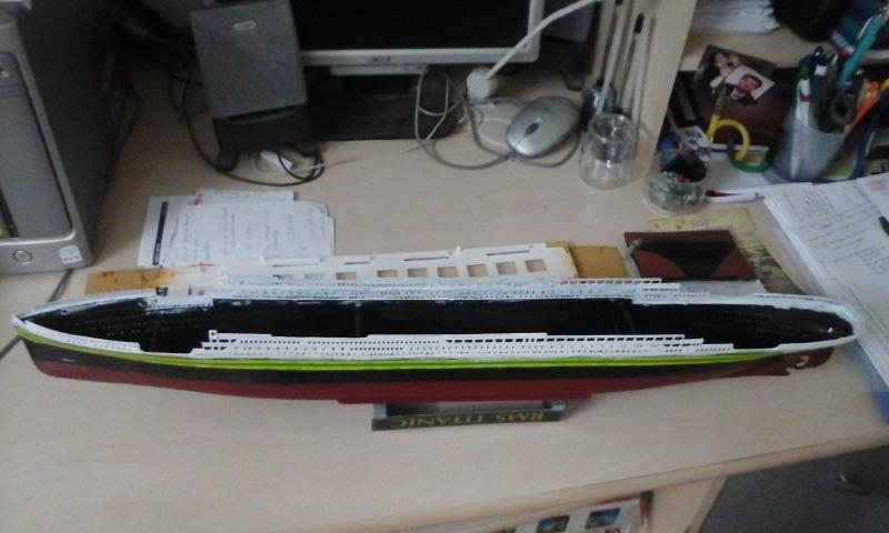 Paquebot  Titanic 20170234