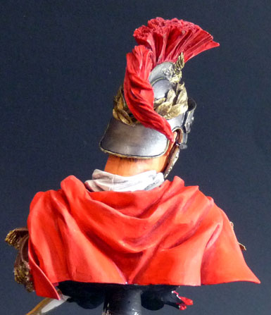 Officier de cavalerie romaine, 180 av. J.-C., 1/10, Young Miniatures Rom_ca11
