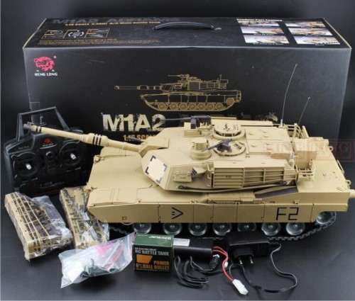 NIB M1A1 Abrams, King Tiger, Leopard 2A6 Hl_m1a10