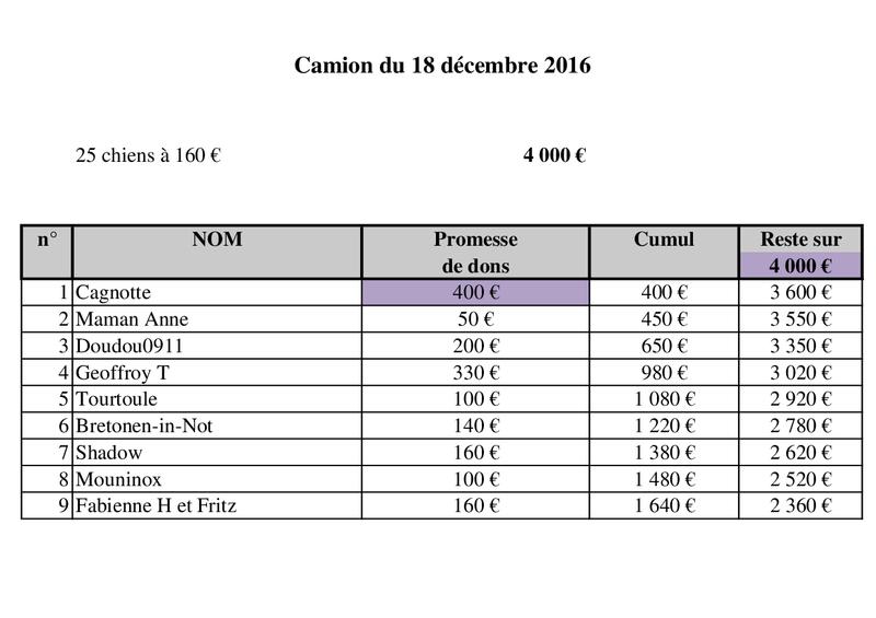 RAPATRIEMENT PAR CAMION SERBIE - arrivée le 18 décembre 2016 (Bella et Backa) 4000 € nécessaires - Page 3 Camion46