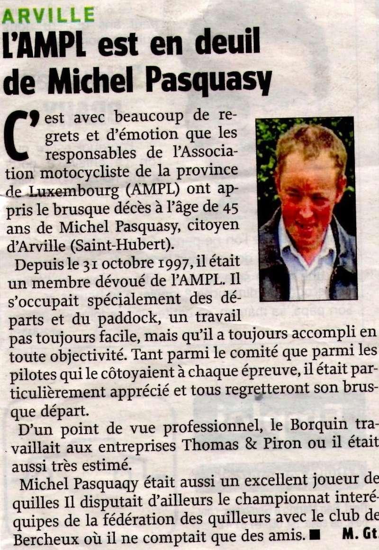 Michel Pasquasy ... 211