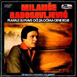 Milance Radosavljevic - Diskografija R-258810