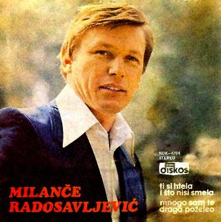 Milance Radosavljevic - Diskografija R-258812