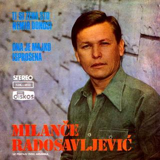 Milance Radosavljevic - Diskografija R-258814
