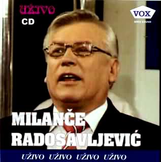 Milance Radosavljevic - Diskografija R-258825