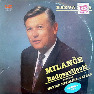 Milance Radosavljevic - Diskografija R-568410