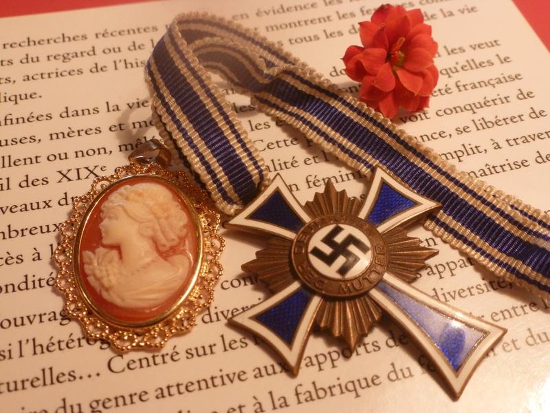 Mutterkreuz (croix des mères allemandes) P1190516