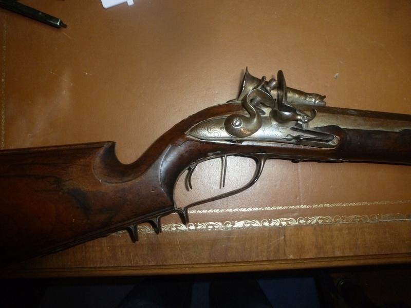 Belle carabine à silex P1190611