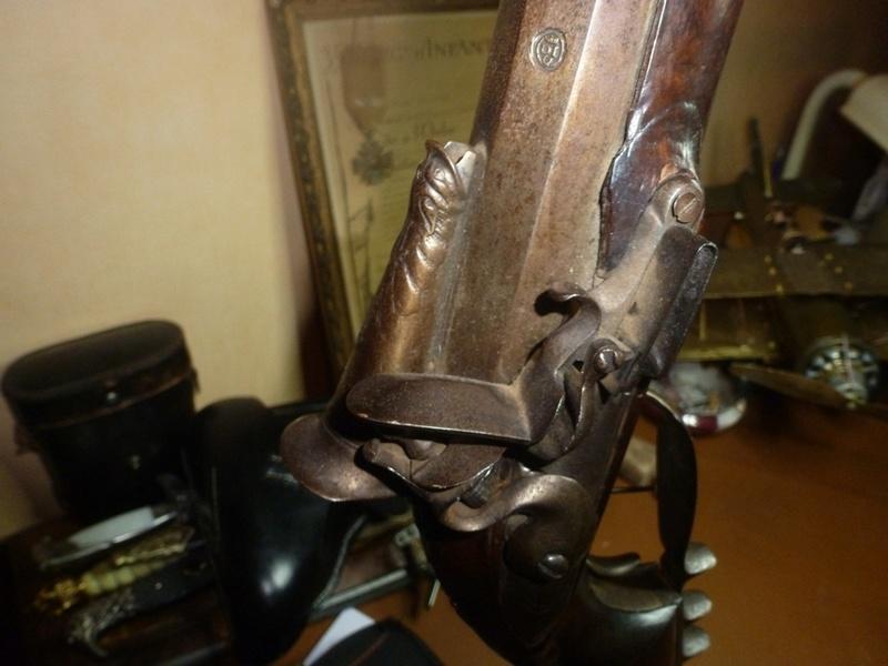 Belle carabine à silex P1190625