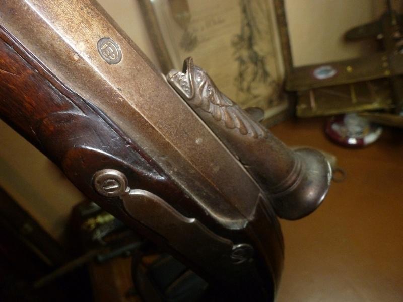 Belle carabine à silex P1190627