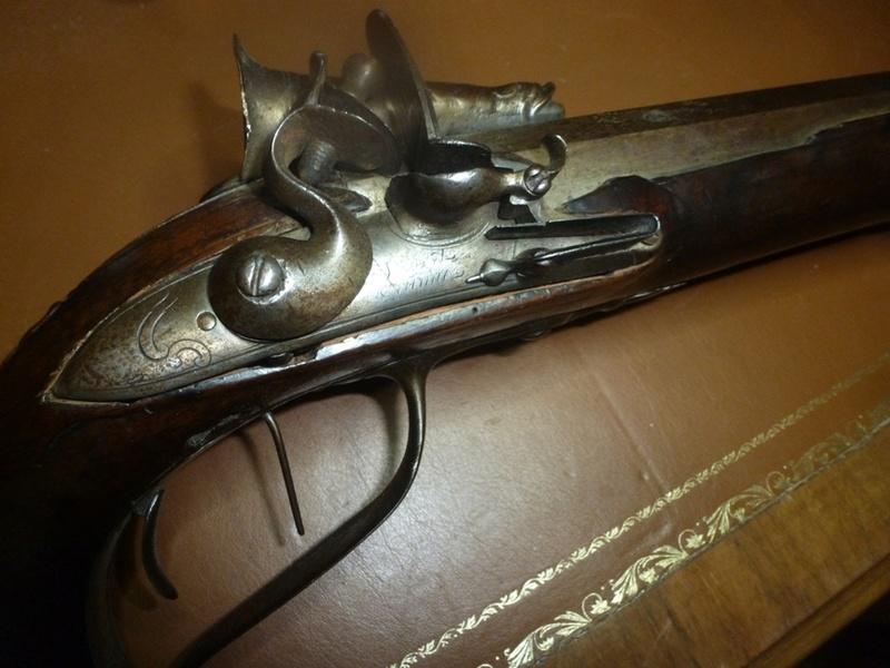 Belle carabine à silex P1190628