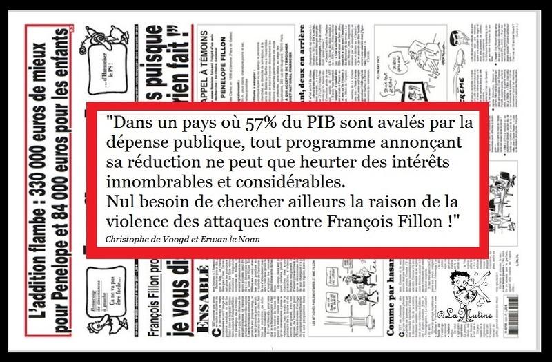 Les médias contre Fillon - Puisqu'il est question de morale... Fillon16