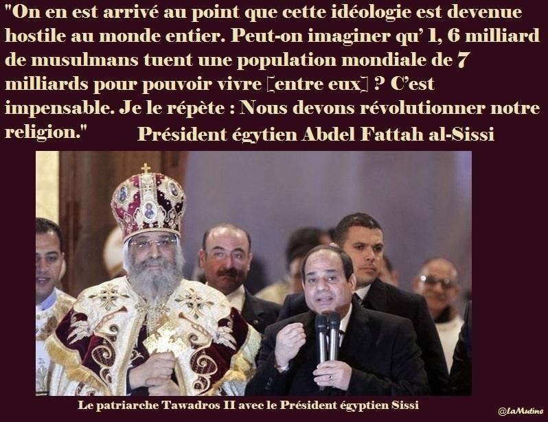 Primaire de Droite : Juppé est un danger pour les Chrétiens d'Orient  Sissi_10