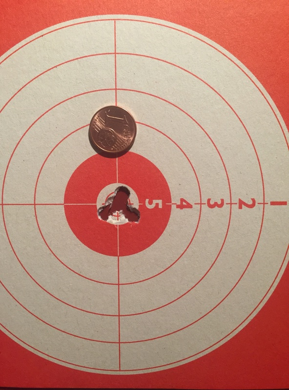 Carton Marauder pistol avec différents plombs Img_0913