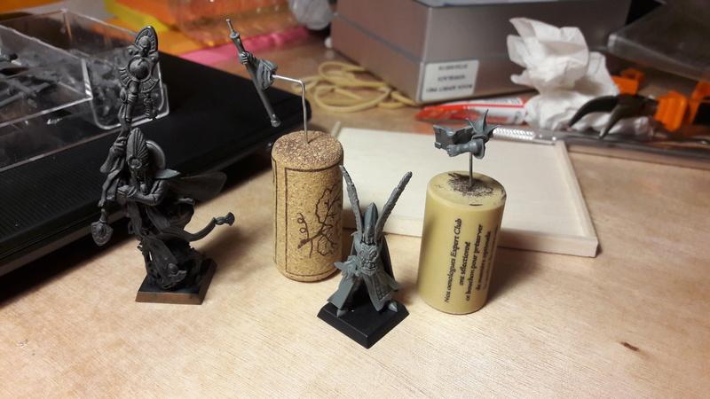 [KoW] Armée Elfe  20161113