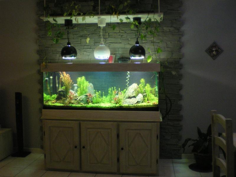 Rampe Led pour aquarium 150/60/50 H Vue_d_10