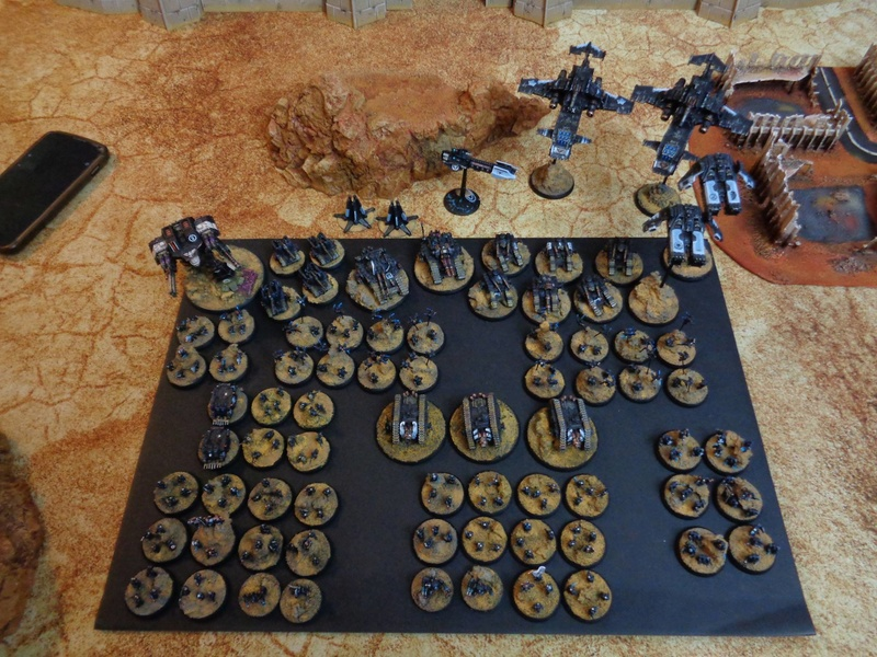 [30k] - Siège - Raven Guard vs Alpha Legion Armye_10
