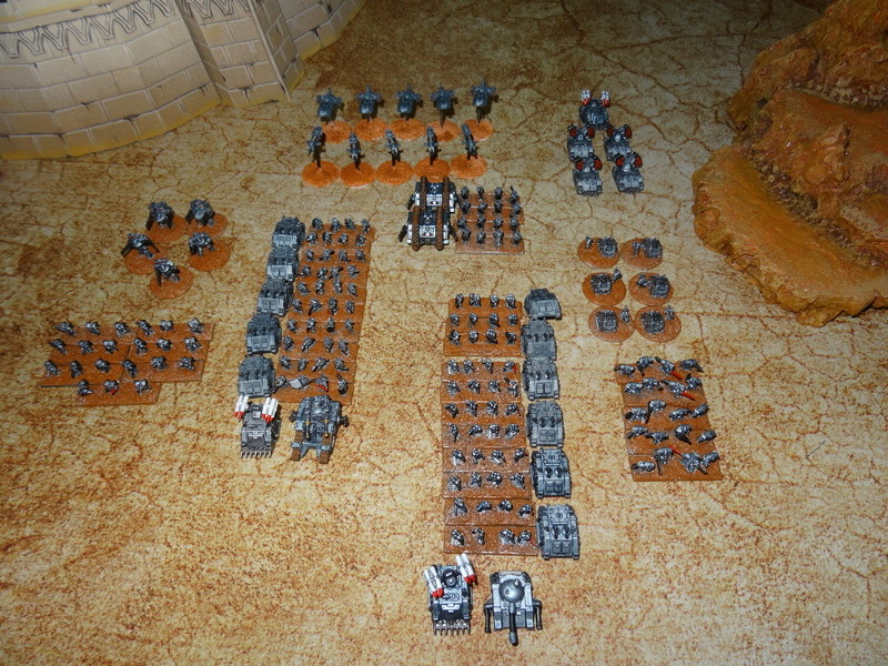 [30k] - Siège - Raven Guard vs Alpha Legion Dsc03711