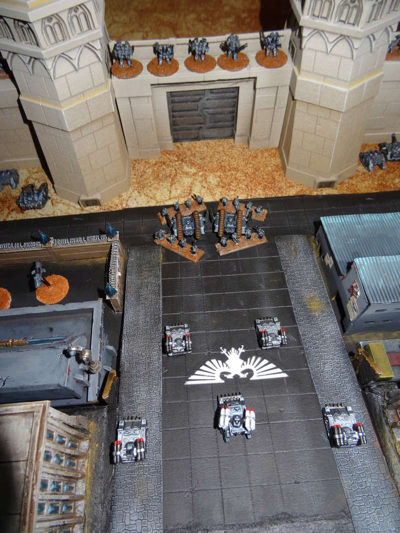 [30k] - Siège - Raven Guard vs Alpha Legion Dsc03713