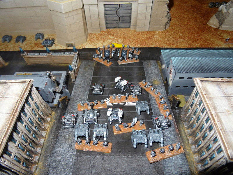[30k] - Siège - Raven Guard vs Alpha Legion Dsc03727