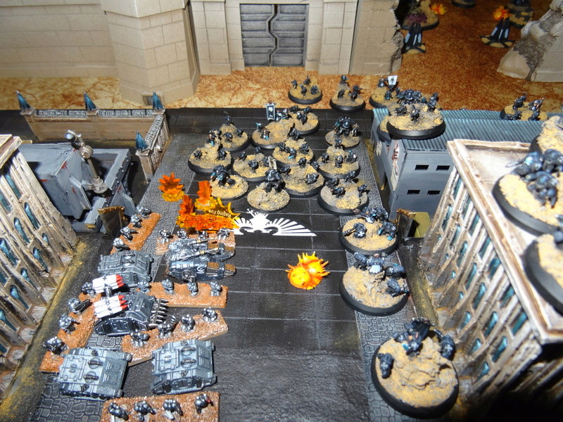 [30k] - Siège - Raven Guard vs Alpha Legion Dsc03746