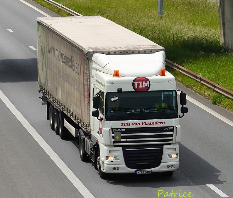 TIM van Vlaandern Transport Kft  (Kaposvar) 11110