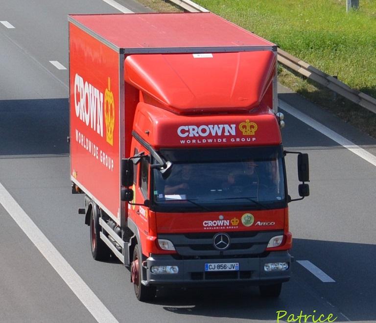 Crown Worldwide Group  (Amsterdam) 15012
