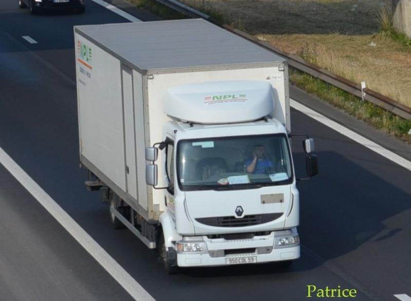 NPL Nord Poids Lourds (Location de véhicules)(Tourcoing, 59) 36pp12