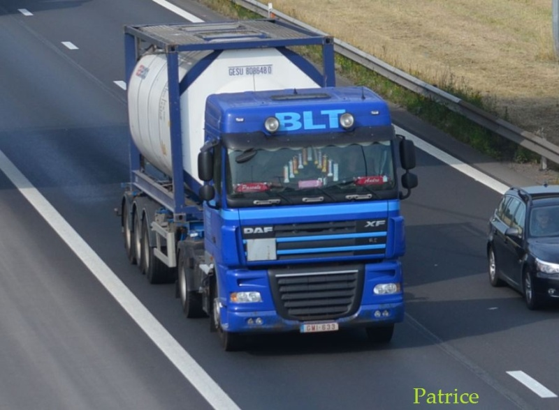 BLT Blue Line Trucking  (Overmere) 375pp11