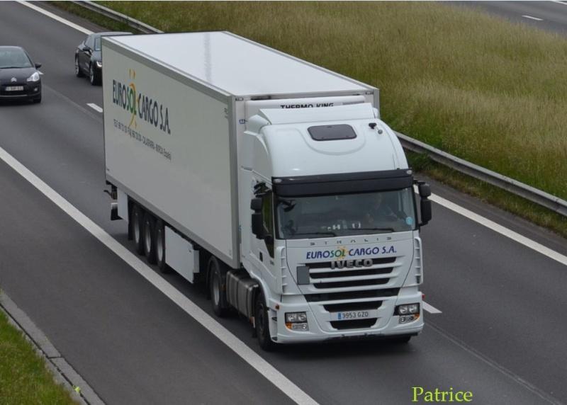 Eurosol Cargo sa   (Calasparra - Murcia) 387pp10