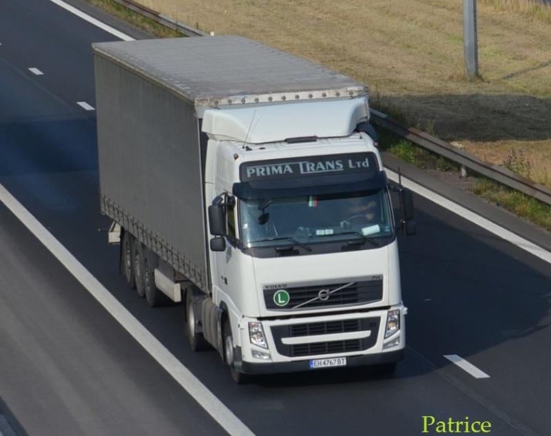 Prima Trans Ltd (Plovdiv) 52pp14