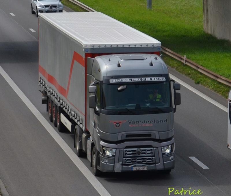 Vansteeland Truck Rent - Izegem 9110