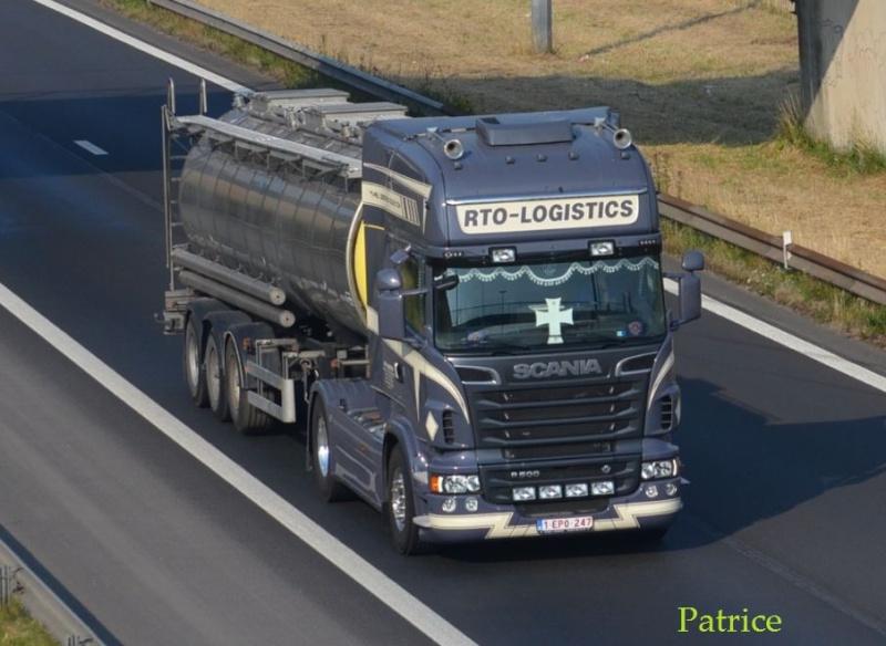 RTO Logistics  (Kruishoutem) 92pp15