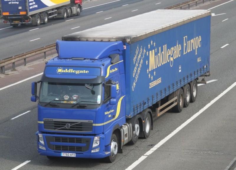 Middlegate Europe.(Zeebrugge) Volvo710
