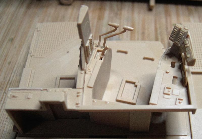 D9R with Slat Armor - 1:35 von Meng Pict5320