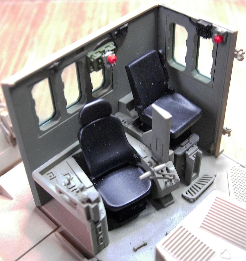 D9R with Slat Armor - 1:35 von Meng Pict5321