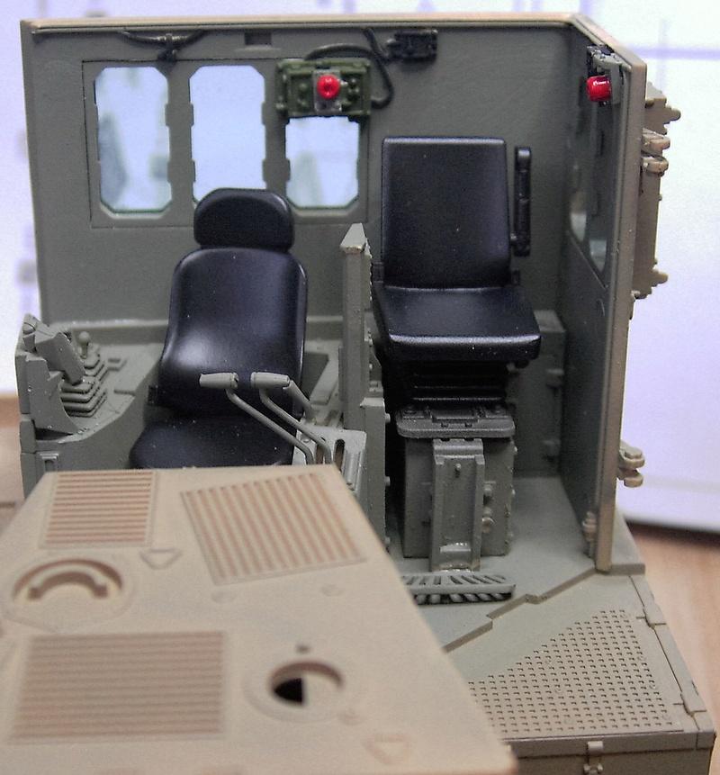 D9R with Slat Armor - 1:35 von Meng Pict5410