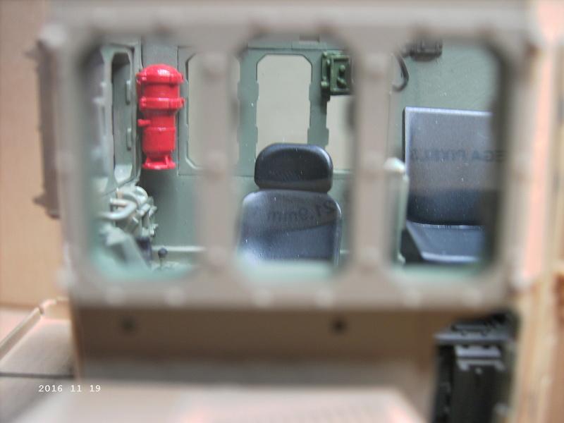 D9R with Slat Armor - 1:35 von Meng Pict5413
