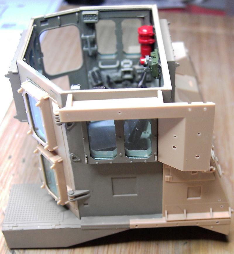 D9R with Slat Armor - 1:35 von Meng Pict5415