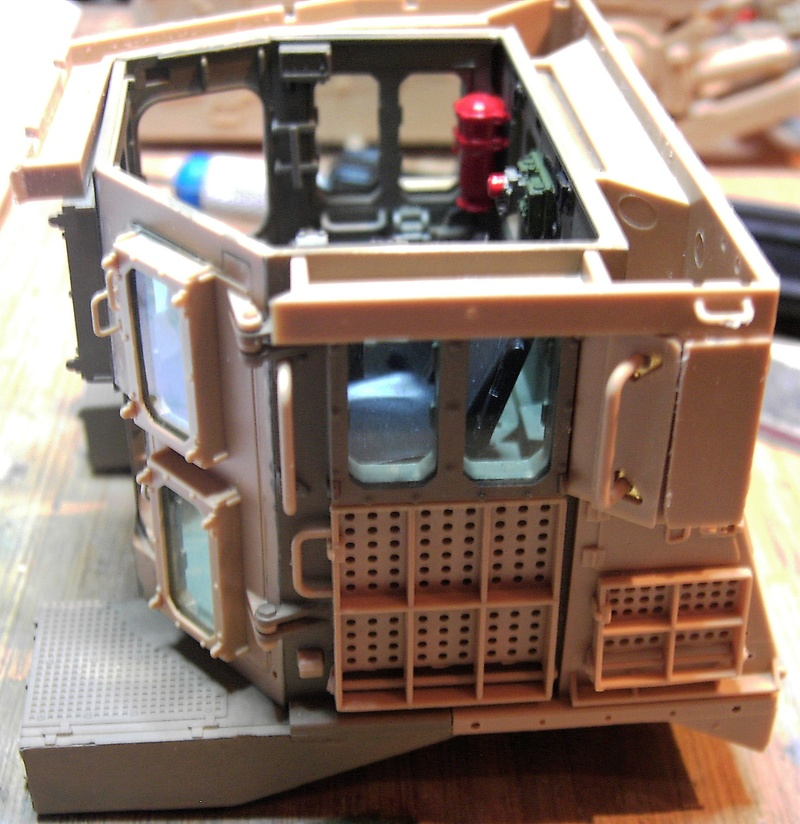 D9R with Slat Armor - 1:35 von Meng Pict5416