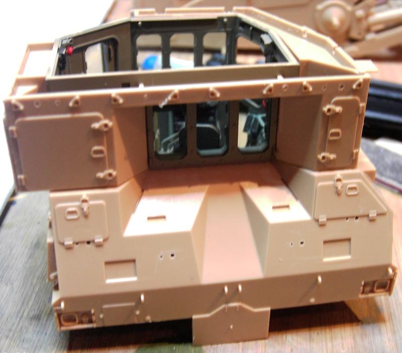 D9R with Slat Armor - 1:35 von Meng Pict5418